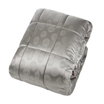 Medusa Royale Bedspread - Super King - Grey
