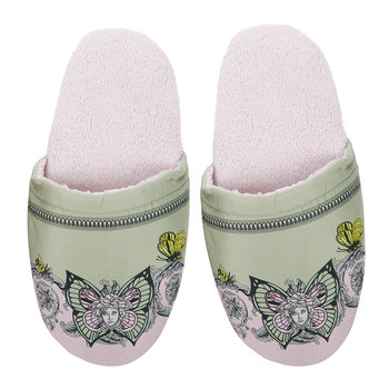 Le Jardin Slippers - Pink
