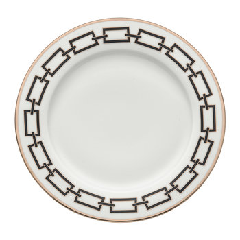 Catene Charger Plate - Nero