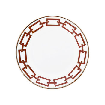 Catene Side Plate - Scarlatto