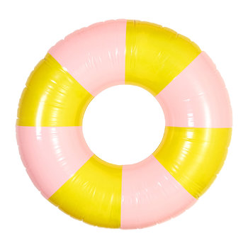 Float On Inflatable Ring - Beverly Stripe