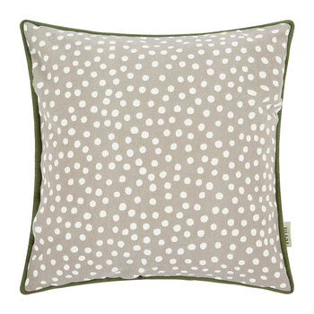 Dots Cushion - Grey