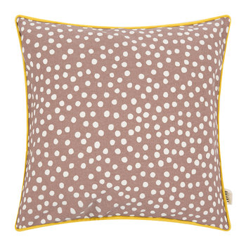 Dots Cushion - Rose