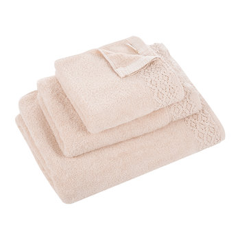 Bagatelle Towel - Rose