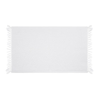 Goa Floor/Bath Mat - White