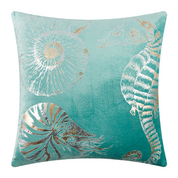 Moorea Cushion - 50x50cm - Blue