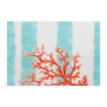 Beaurivage Placemat - Coral