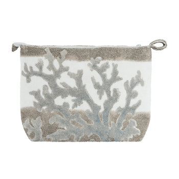 Beaurivage Cosmetics Bag - Grey