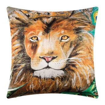Lion Pillow - 45x45cm