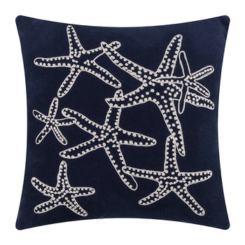 Majorque Cushion - 65x65cm - Navy