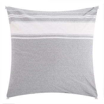 Portofino Cushion - 65x65cm - Dark Grey