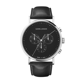 Men's Koppel Chronograph Watch - Black