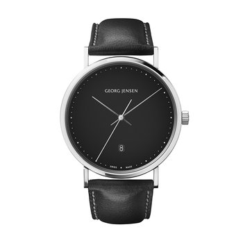 Women's Large Koppel Watch - Black