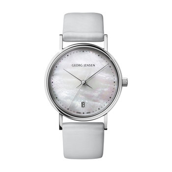 Women's Koppel Watch - Grey Satin