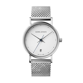 Women's Koppel Watch - Steel Mesh
