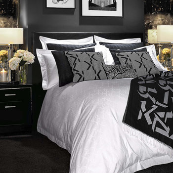 Boutique Jacquard Duvet Cover