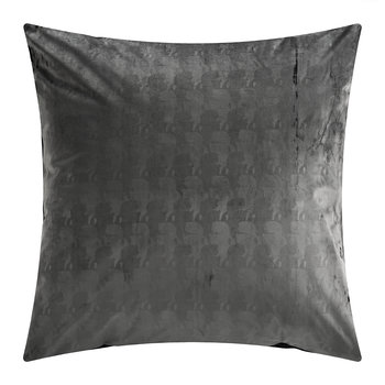 Profile Square Pillowcase - Set of 2 - Gray