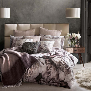 Rose Spray Duvet Cover