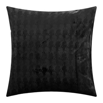 Profile Square Pillowcase - Set of 2 - Black