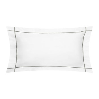 Athena Platinum Pillowcase