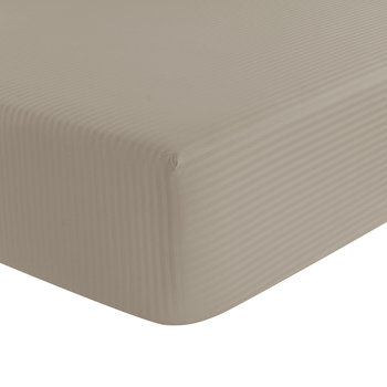 Baptiste Pearl Fitted Sheet
