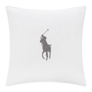 Pony Cushion Cover - 50x50cm - Pebble