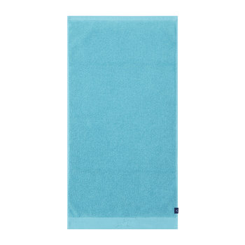 Teal Luxe Rider Towel
