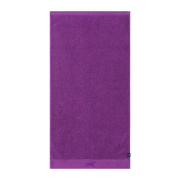 Purple Luxe Rider Towel