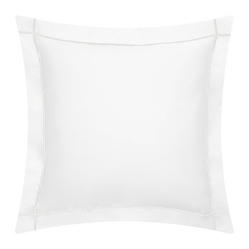 Athena White Pillowcase - 65x65cm