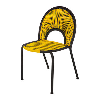 Banjooli Chair - Yellow/Black