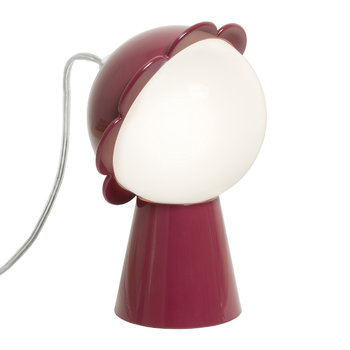Daisy Lamp - Red