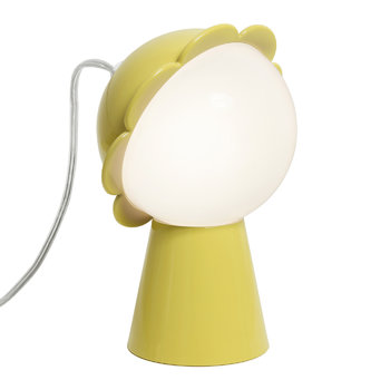 Daisy Lamp - Yellow