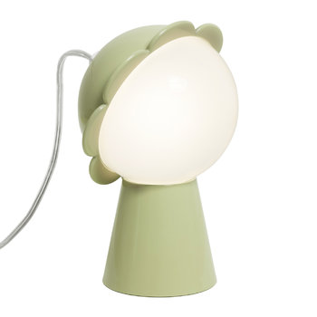 Daisy Lamp - Light Green