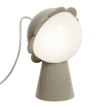 Daisy Lamp - Dove Grey