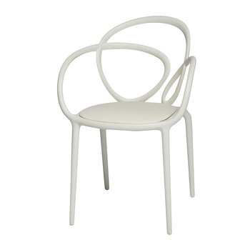 Loop Outdoor Chair - White