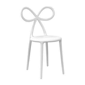 Ribbon Chair - White