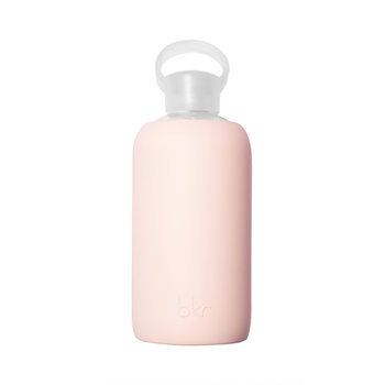 Glass Water Bottle - 500ml - Tutu