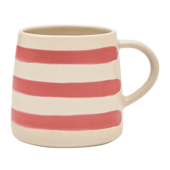 Gallery Grade Mug - Red Stripe