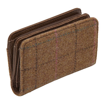 Wyton Tweed Wallet