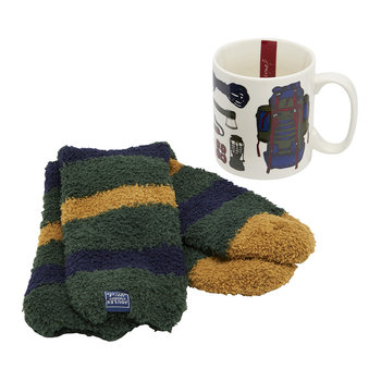Men's Sock & Mug Gift Set - Dirty Weekend