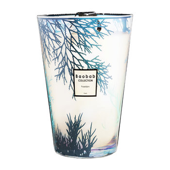 Coral Scented Candle - Poseidon