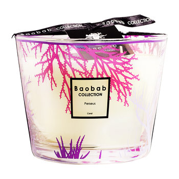 Coral Scented Candle - Perseus