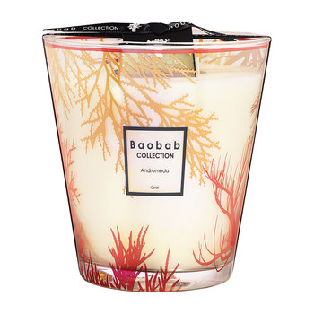Coral Scented Candle - Andromeda