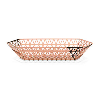 Tip Top Limousine Tray - Rose Gold