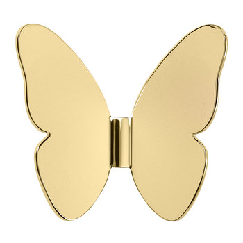 Butterfly Hook - Gold