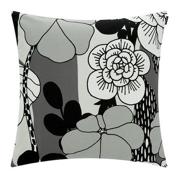 Unelma Pillow Cover 50x50cm - Off White/Gray