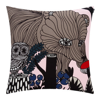 Veljekset Pillow Cover 50x50cm - Pink