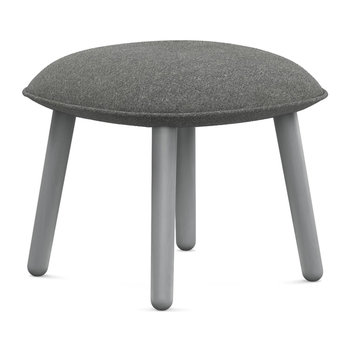 Ace Footstool - Nist - Grey