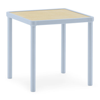 Case Coffee Table - Light Blue