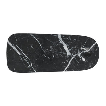 Pebble Chopping Board - Black